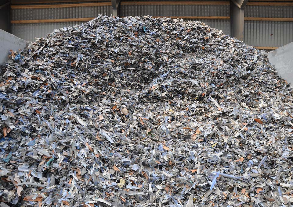 PVC genanvendelse WUPPI