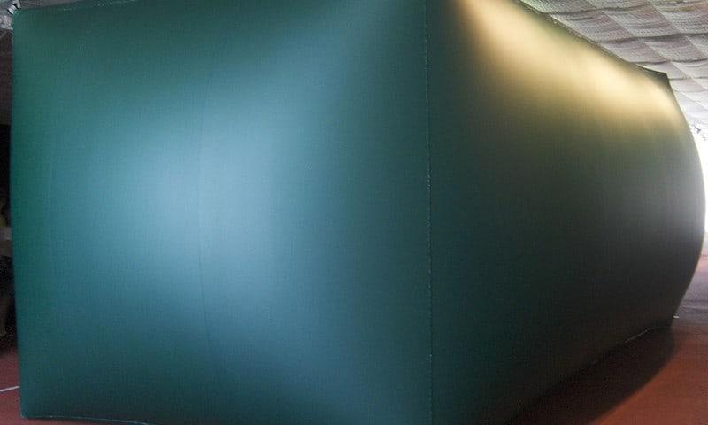 PVC og kunst: Gerwald Rockenschaub, Ohne Titel, 2007