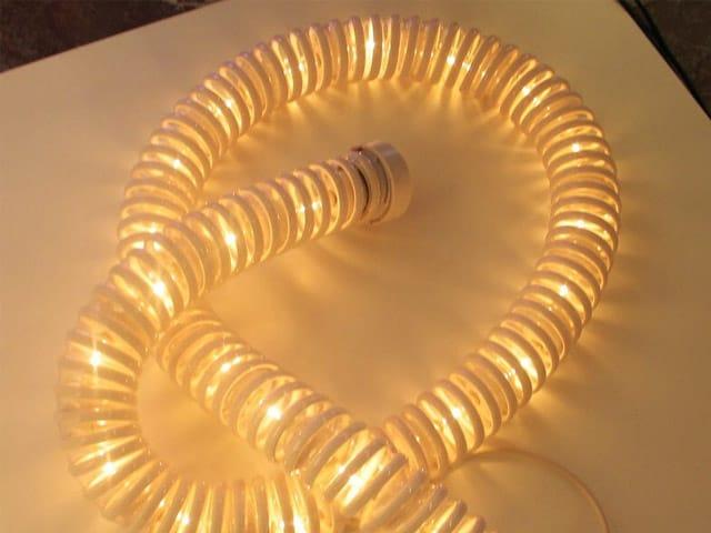 PVC-lampe