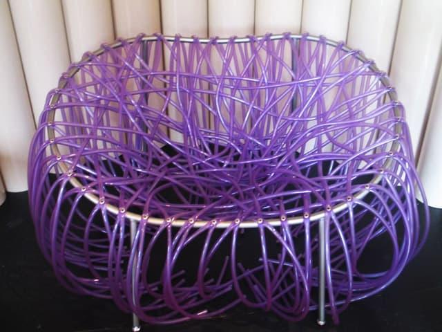 PVC-stol
