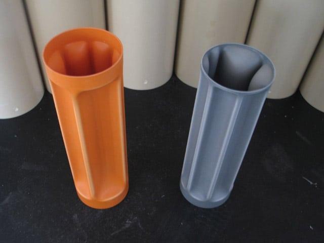 PVC-vaser