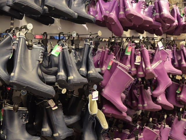 PVC-gummistøvler