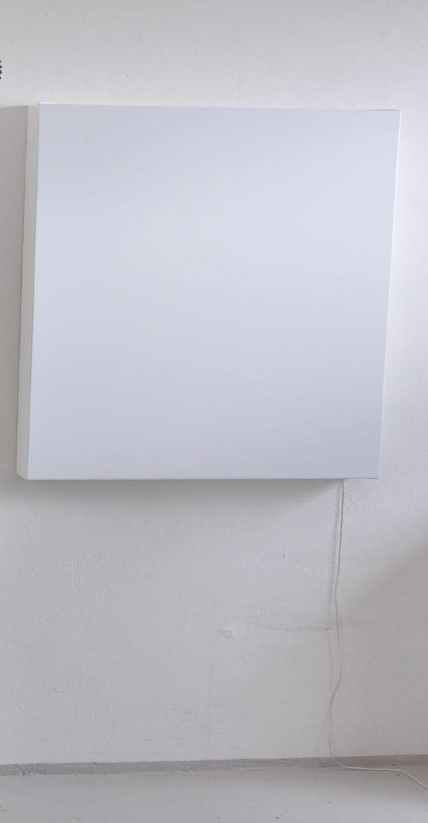 PVC og kunst: Søren Dahlgaard, Breathing Painting, 2010