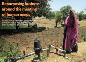 PVC-rør bidrager til opfyldelse af FNs verdensmål