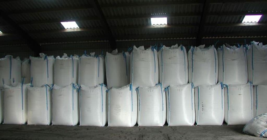 PVC røggasningsresning big bags