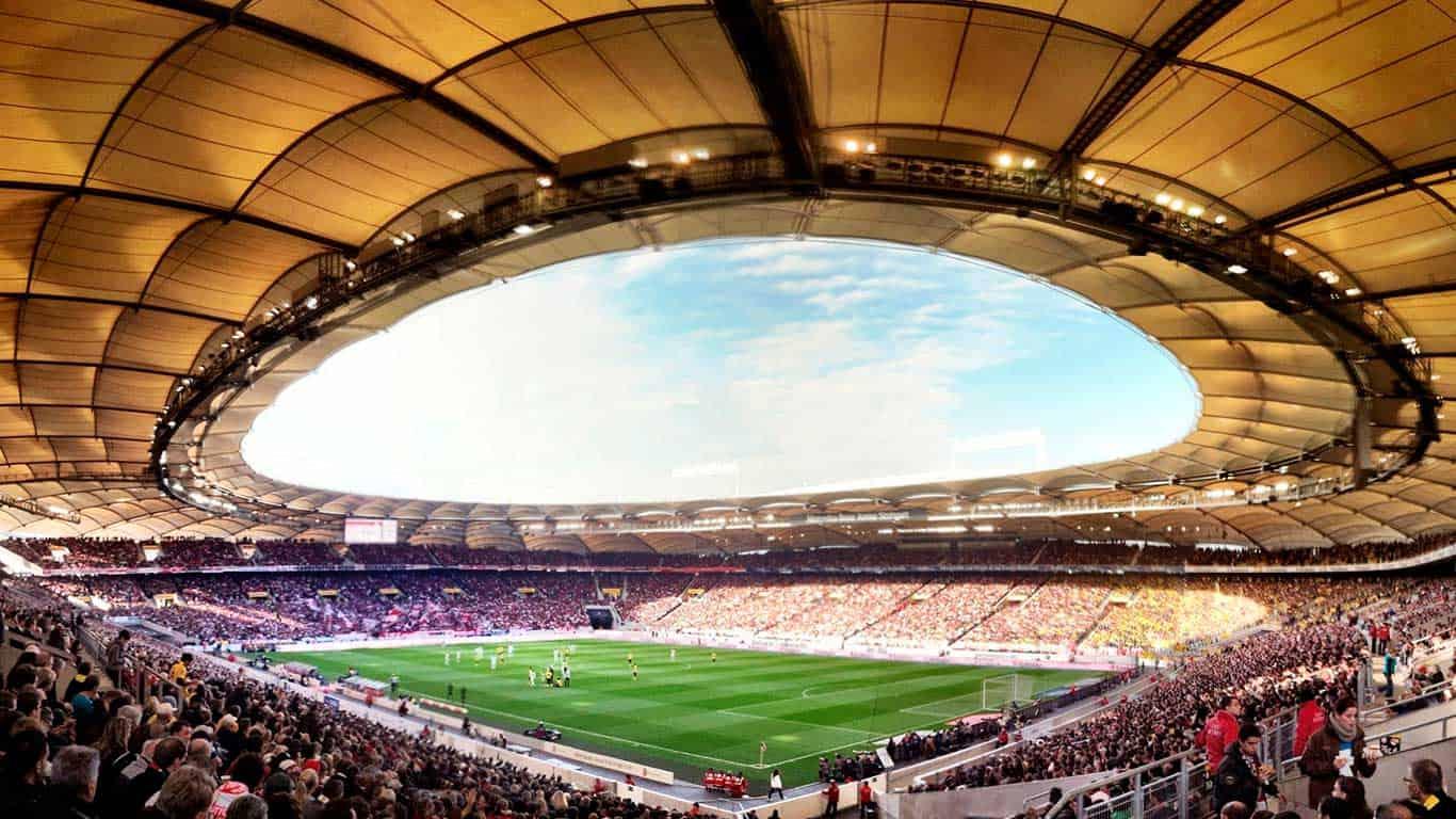 neckar stadion pvc