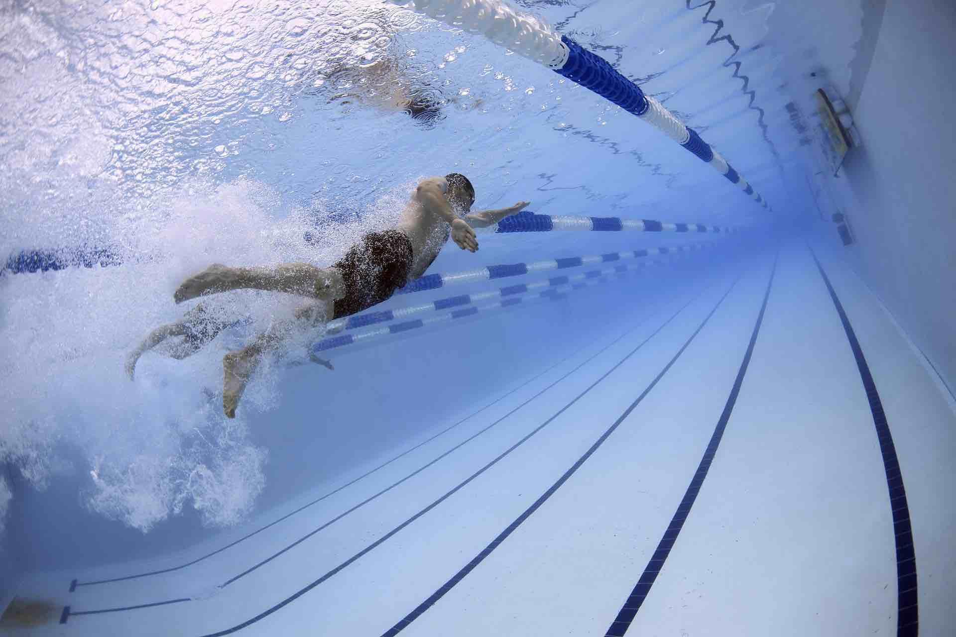 pvc svømning membran