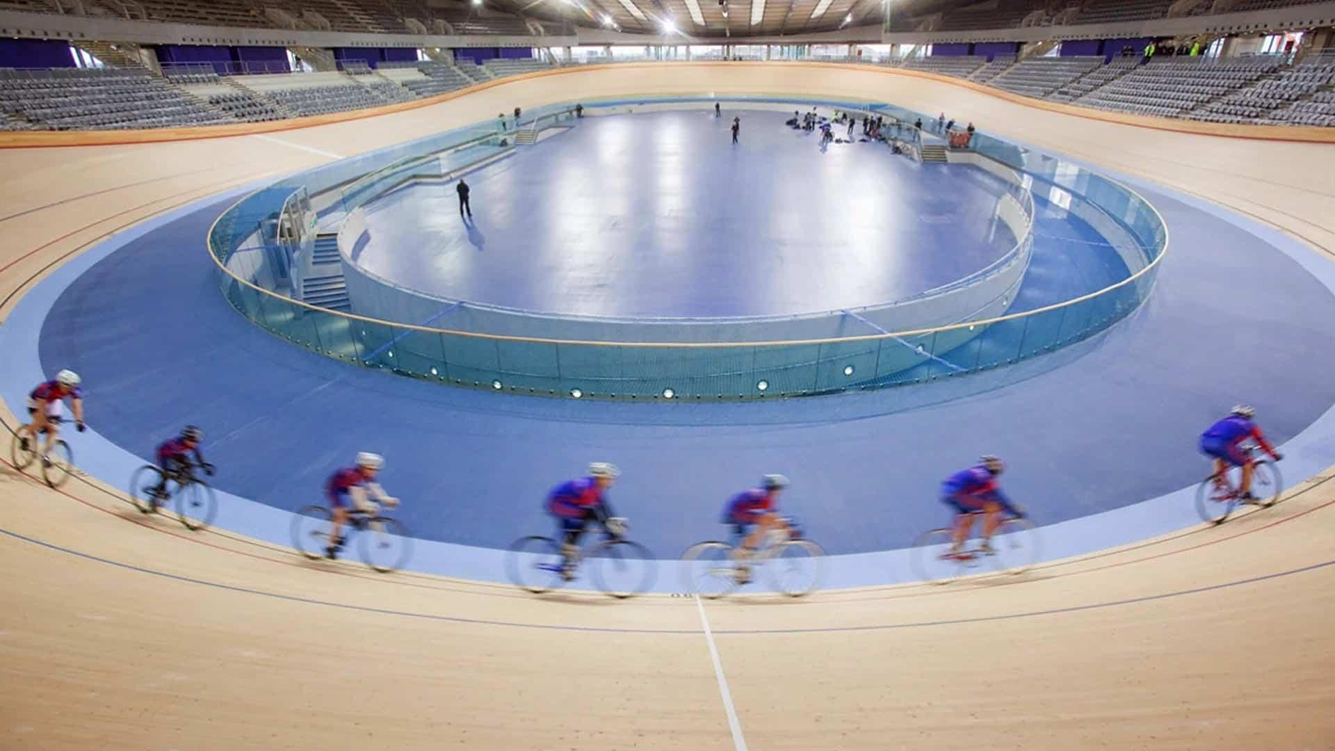pvc london olympiske lege