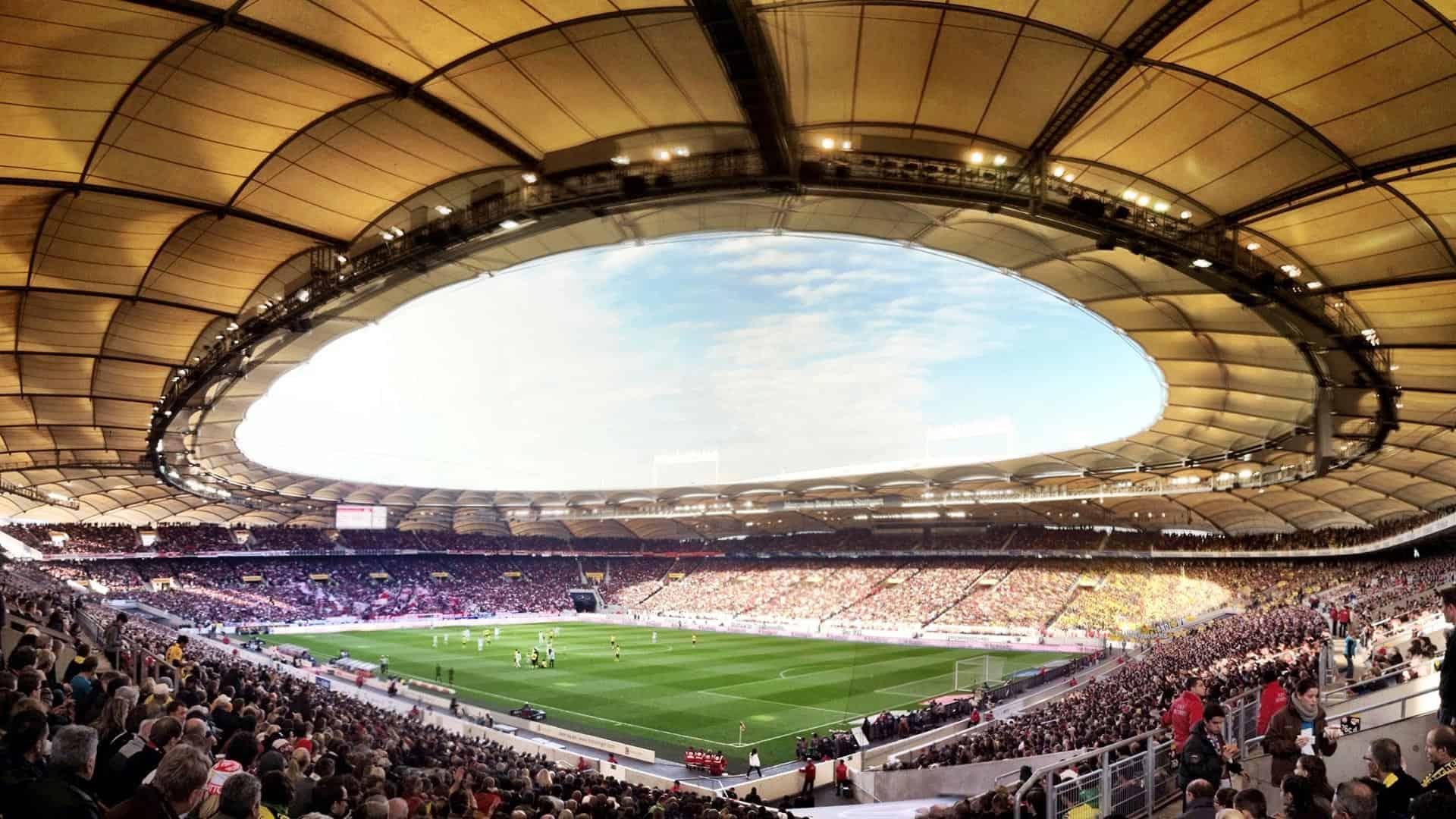 pvc stuttgart stadion